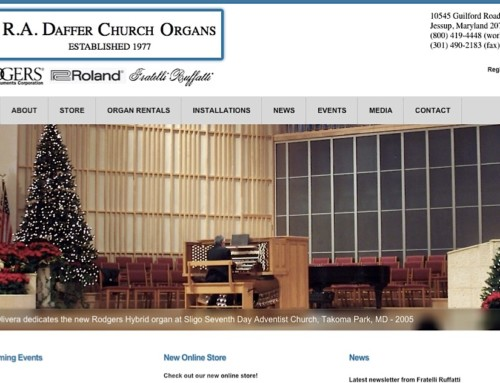 R.A. Daffer Church Organs, Inc.